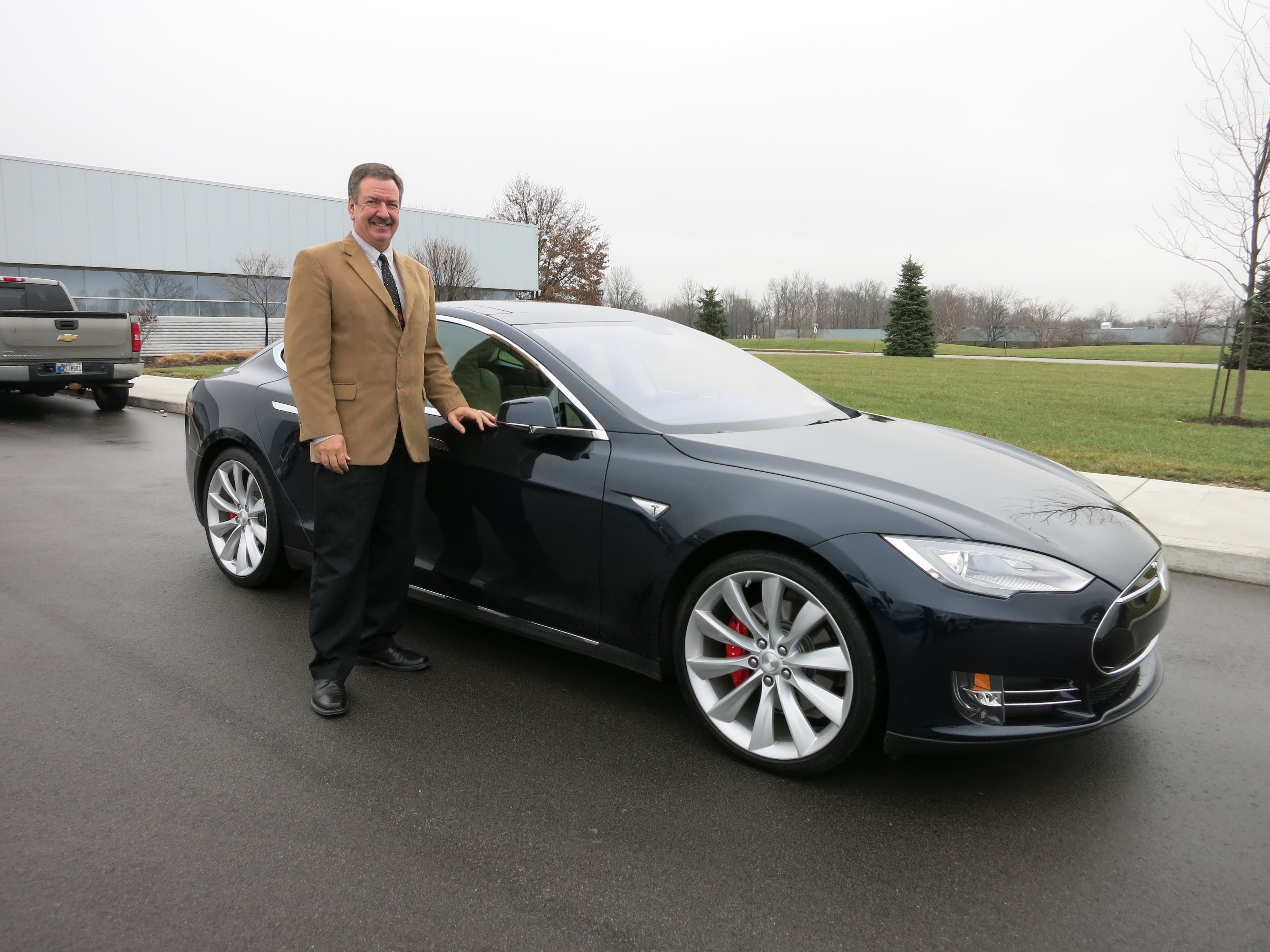 tesla electric cars now seen around town beth behrendt freelance writer author nesting mom tesla electric cars now seen around