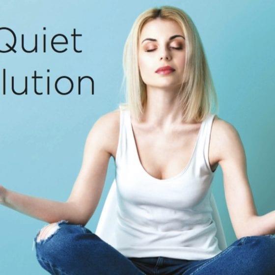 Mindfulness: The Quiet Revolution
